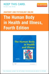 Anatomy and Physiology Online for The Human Body in Health and Illness (Access Code)