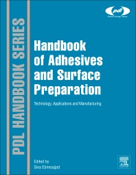 Cover image for Handbook of Adhesives and Surface Preparation