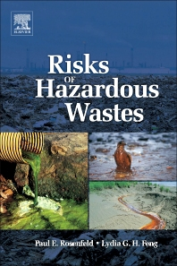 Cover image for Risks of Hazardous Wastes