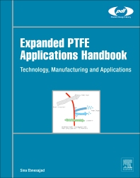 Cover image for Expanded PTFE Applications Handbook