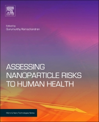 Cover image for Assessing Nanoparticle Risks to Human Health