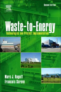 Waste-to-Energy, 2nd Edition,Marc J. Rogoff,Francois Screve,ISBN9781437778724