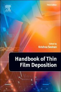 Cover image for Handbook of Thin Film Deposition