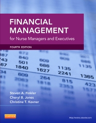Cover image for Financial Management for Nurse Managers and Executives