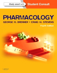 Pharmacology, 4th Edition,George Brenner,Craig Stevens,ISBN9781455702824