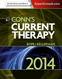 Cover image for Conn's Current Therapy 2014