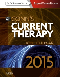 Cover image for Conn's Current Therapy 2015