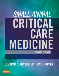 Cover image for Small Animal Critical Care Medicine