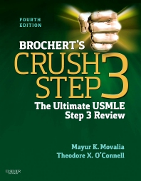 Brochert's Crush Step 3 - 4th Edition - ISBN: 9781455703104, 9780323240512