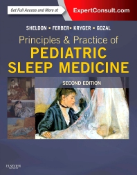 Cover image for Principles and Practice of Pediatric Sleep Medicine