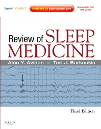 Review of Sleep Medicine - 3rd Edition - ISBN: 9781455703197, 9781455723317