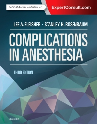 Cover image for Complications in Anesthesia
