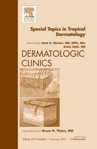 Cover image for Special Topics in Tropical Dermatology, An Issue of Dermatologic Clinics