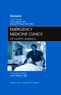 Cover image for Seizures, An Issue of Emergency Medicine Clinics