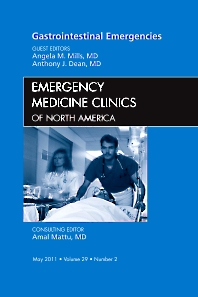 Cover image for Gastrointestinal Emergencies, An Issue of Emergency Medicine Clinics