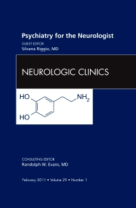 Cover image for Psychiatry for the Neurolgist, An Issue of Neurologic Clinics