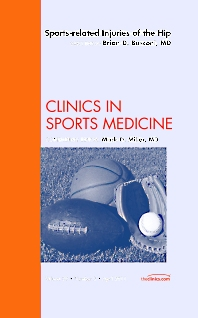 Cover image for Sports-related Injuries of the Hip, An Issue of Clinics in Sports Medicine