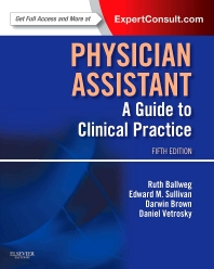 Cover image for Physician Assistant: A Guide to Clinical Practice