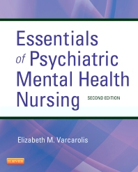 Cover image for Essentials of Psychiatric Mental Health Nursing