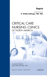 Sepsis, An Issue of Critical Care Nursing Clinics - 1st Edition - ISBN: 9781455706648