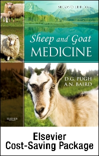 Sheep and Goat Medicine - Text and E-Book Package