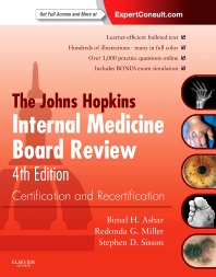Cover image for The Johns Hopkins Internal Medicine Board Review