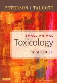 Cover image for Small Animal Toxicology