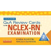 Cover image for Saunders Q & A Review Cards for the NCLEX-RN® Exam