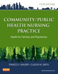 Cover image for Community/Public Health Nursing Practice