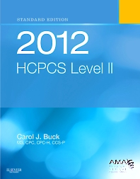 2012 HCPCS Level II Standard Edition