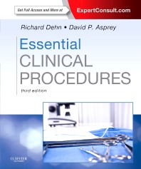 Essential Clinical Procedures - 3rd Edition - ISBN: 9781455707812, 9781455723065