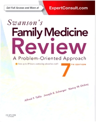 Swanson's Family Medicine Review - 7th Edition - ISBN: 9781455707904, 9781455723140