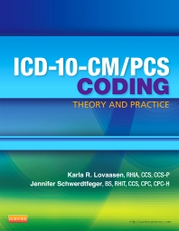 Cover image for ICD-10-CM/PCS Coding: Theory and Practice