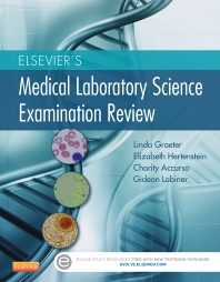 Cover image for Elsevier's Medical Laboratory Science Examination Review
