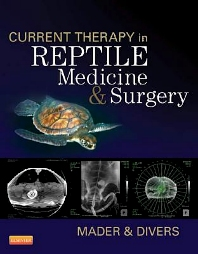 Cover image for Current Therapy in Reptile Medicine and Surgery