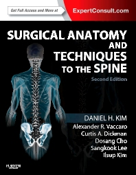 Cover image for Surgical Anatomy and Techniques to the Spine