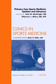 Cover image for Primary Care Sports Medicine: Updates and Advances, An Issue of Clinics in Sports Medicine