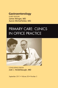 Gastroenterology, An Issue of Primary Care Clinics in Office Practice - 1st Edition - ISBN: 9781455711888