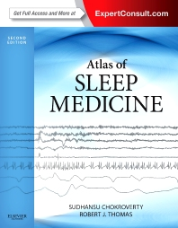Cover image for Atlas of Sleep Medicine