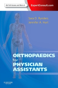 Cover image for Orthopaedics for Physician Assistants