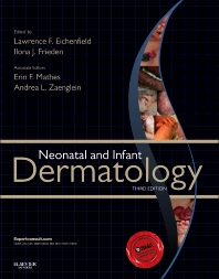 Cover image for Neonatal and Infant Dermatology