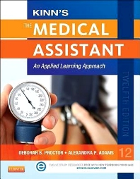 Kinn's The Medical Assistant - 12th Edition - ISBN: 9781455726783, 9780323187862