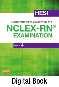 HESI Comprehensive Review for the NCLEX-RN® Examination - E-Book, 4th Edition,ISBN9781455727513