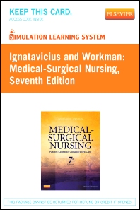 Simulation Learning System for Ignatavicius and Workman:  Medical-Surgical Nursing (User Guide & Access Code Version)