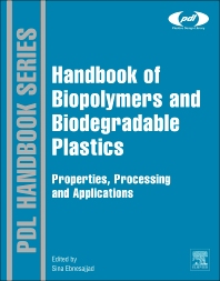 Cover image for Handbook of Biopolymers and Biodegradable Plastics