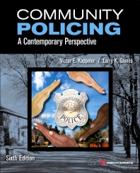 Community Policing - 6th Edition - ISBN: 9781455728503