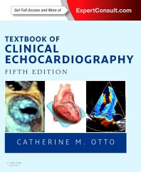 Textbook of Clinical Echocardiography, 5th Edition,Catherine Otto,ISBN9781455728572