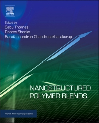 Nanostructured Polymer Blends - 1st Edition - ISBN: 9781455731596, 9781455731602