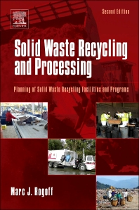 Solid Waste Recycling and Processing - 2nd Edition - ISBN: 9781455731923, 9780323221276