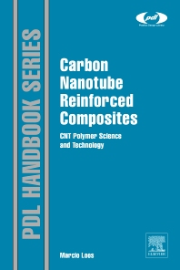 Cover image for Carbon Nanotube Reinforced Composites